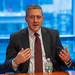 Fed's Bullard says global headwinds appear to have waned, Brexit no risk