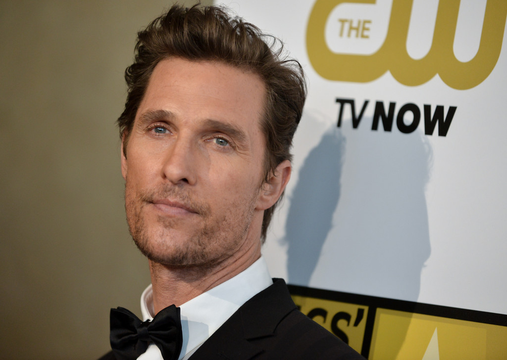 Matthew McConaughey to pitch for Lincoln brand
