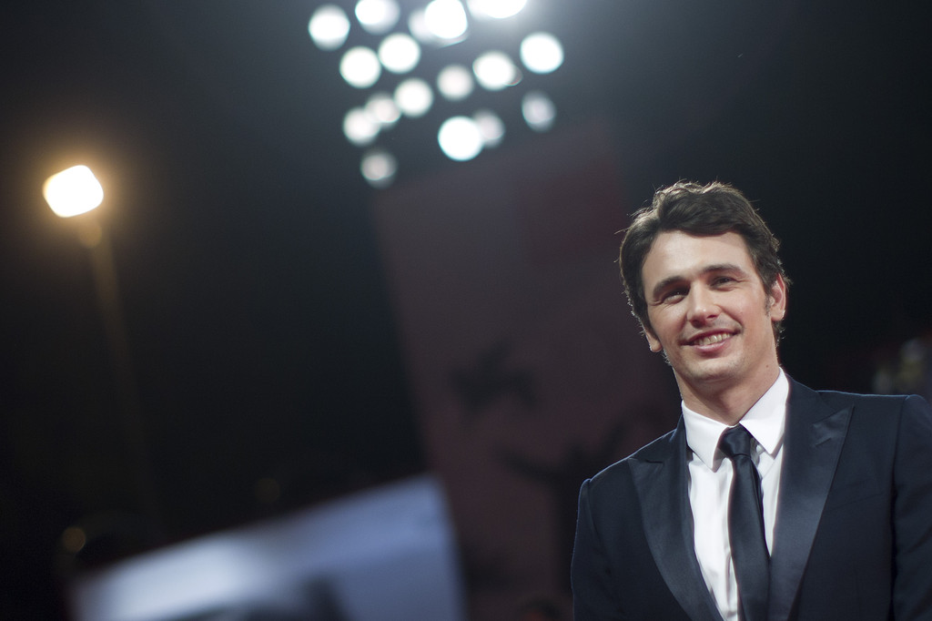 James Franco apologies for Instagram flirtation