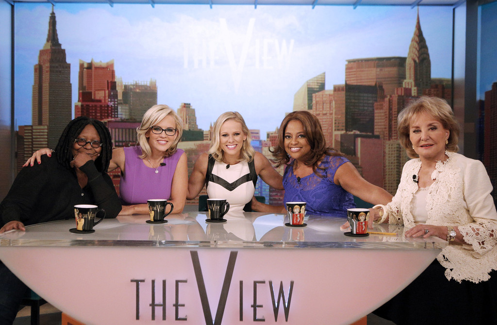 All 'View' co-hosts will salute Barbara Walters