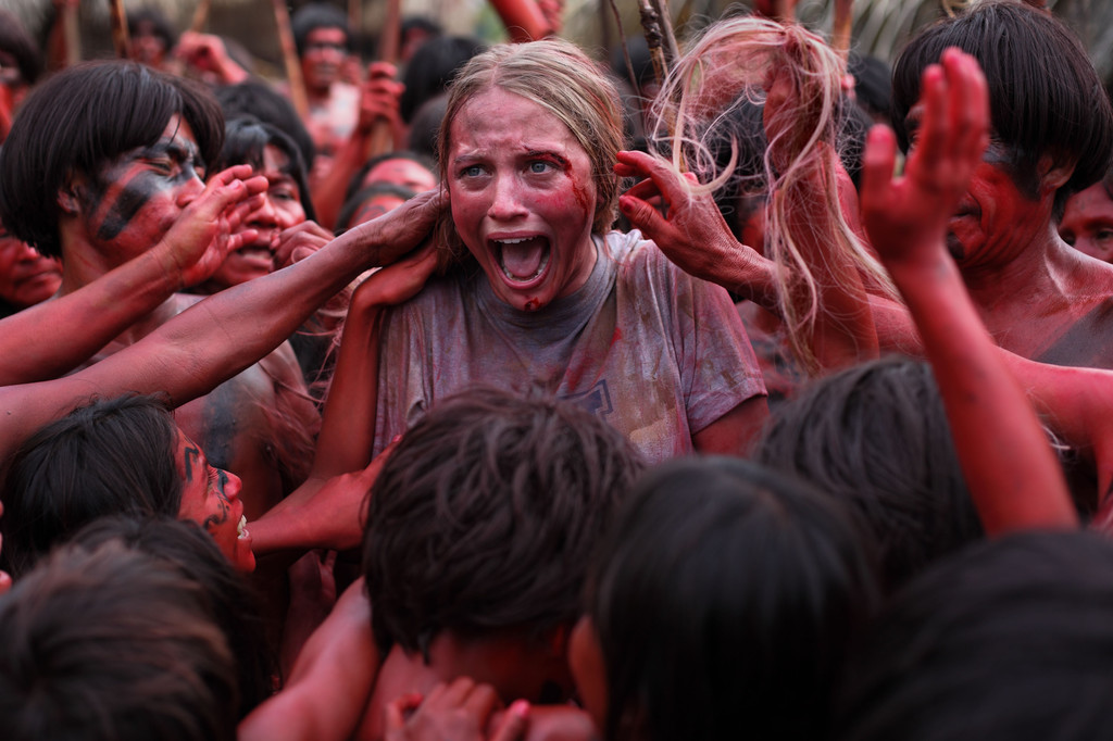 Trailer: Eli Roth drags viewers into 'The Green Inferno'