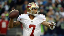 Police investigating NFL quarterback Kaepernick after complaint by woman