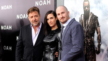 Russell Crowe, Jennifer Connelly, Darren Aronofsky