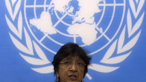 U.N. rights chief says Syria government abuses 'far outweigh' rebels