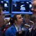 Stock futures begin fourth quarter flat, data awaited