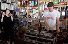 The Five Best NPR Tiny Desk Concerts of 2015 So Far