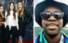 "HAIM and A$AP Ferg, ""My Song 5"""