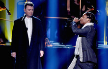 "Sam Smith and A$AP Rocky, ""I'm Not the Only One"""