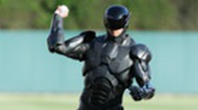 Robocop and run outs - today's breaking pop culture as it happens
