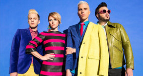Artist of the Week: Tyler Glenn of Neon Trees