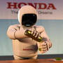 Honda's new ASIMO robot, more human-like than ever