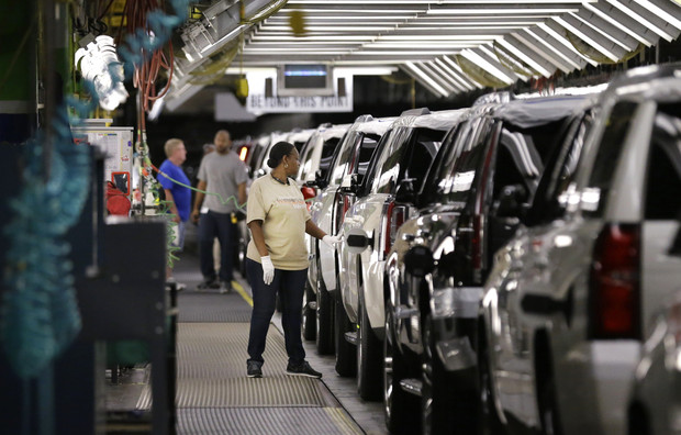 GM profit 2Q falls 85 pct. on recall costs