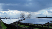 Largest US solar farm on Superfund site now online