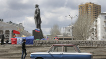 Russian economy hit by Ukraine turmoil