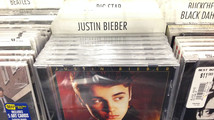 Artist plants fake Bieber CDs in LA stores