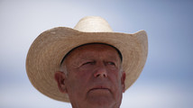 Reid calls rancher's backers 'domestic terrorists'