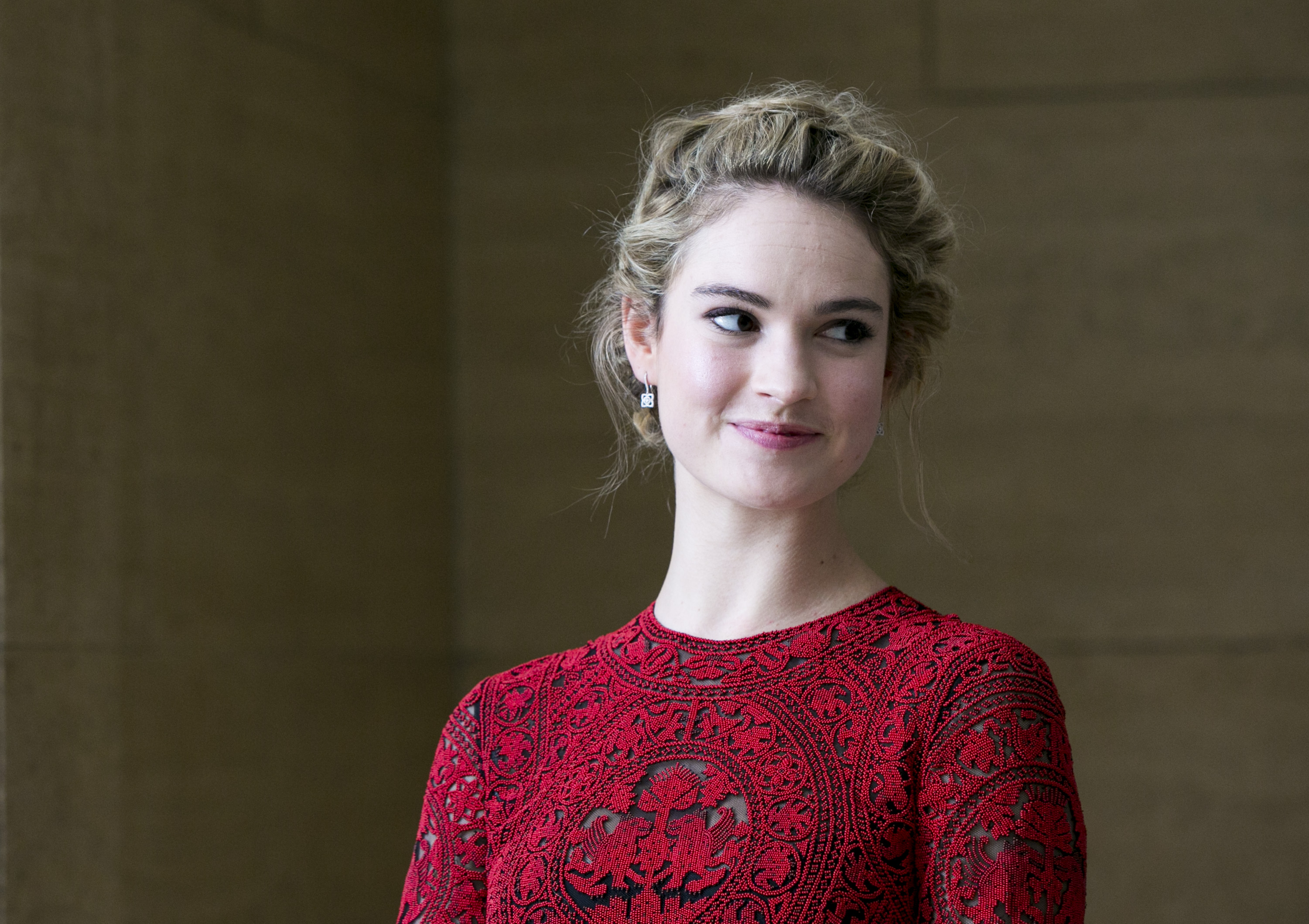 War And Peace Cast Lily James Ade Edmonson And Paul Dano