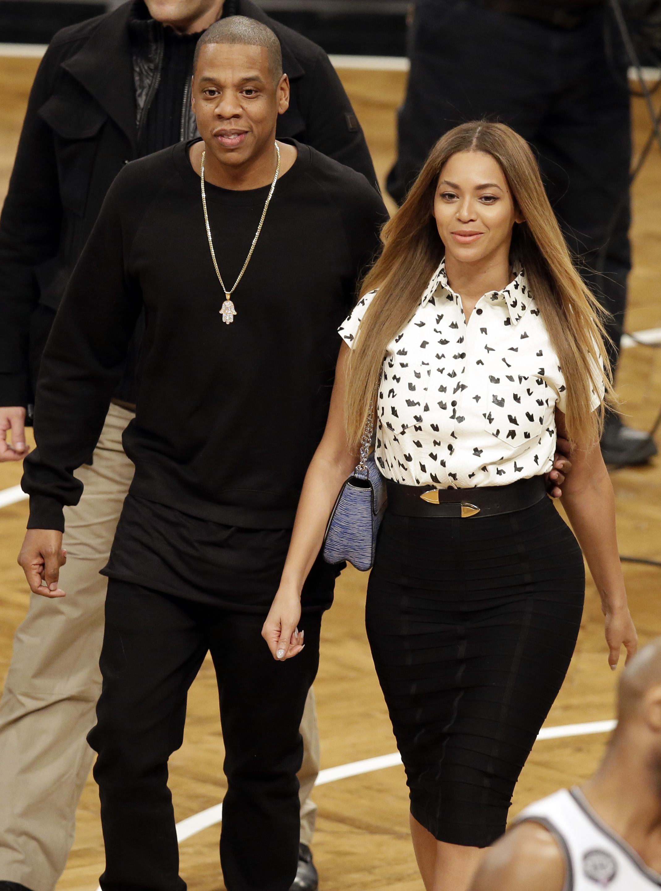 Bey and Jay in animal rights fiasco
