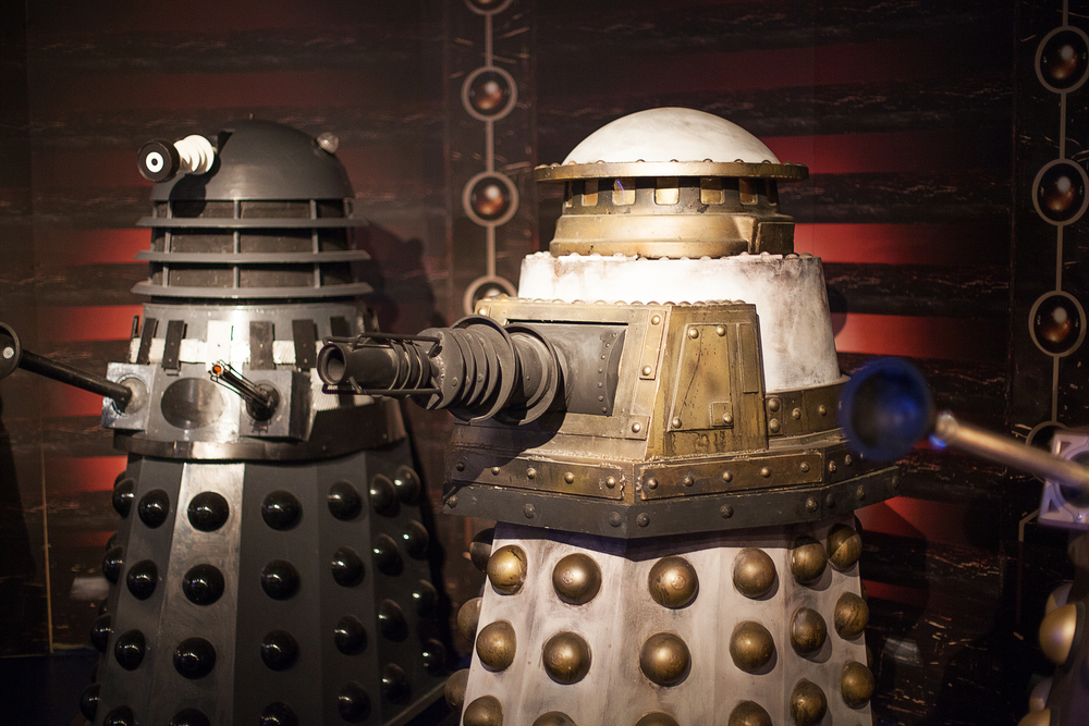 Press Releases Daleks