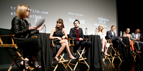 """""""Sweetbitter"""" Fans Eat Up the Drama at Tribeca Film Festival Premiere"""
