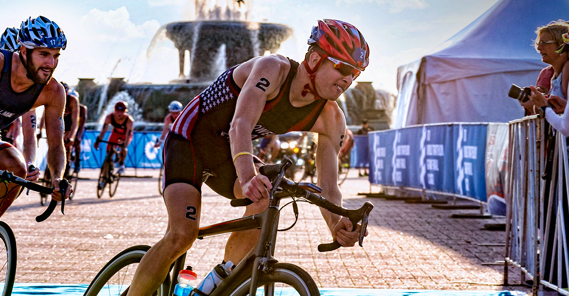 Get to know: 2016 Olympic Hopeful, Triathlete and Geneva Native Kevin McDowell