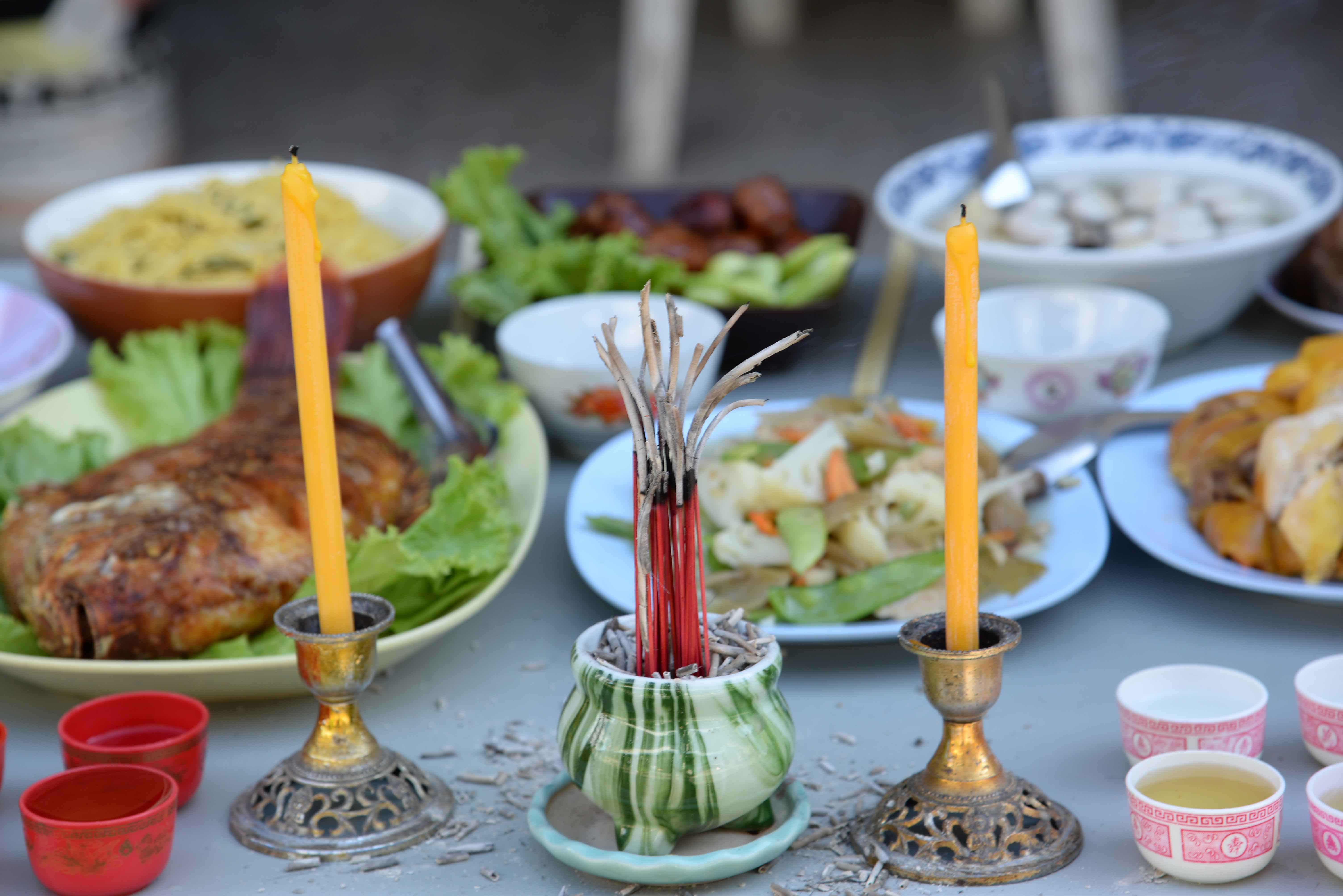 Thai New Year Foods