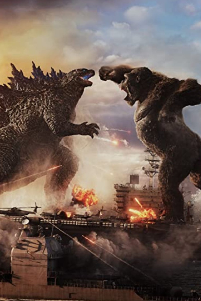 Godzilla vs. Kong: The Making of a Monster Hit