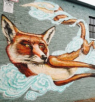 Argosy Mural in East Atlanta Village