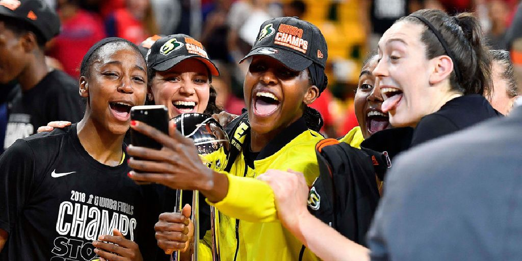WNBA Players Could Triple Compensation With Groundbreaking New Contract