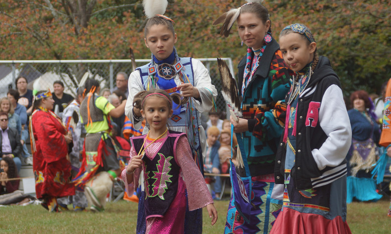 Ever been to a Native American Pow Wow? Now's your chance.
