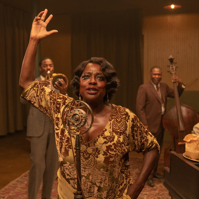 How 'Ma Rainey's Black Bottom' Production Designer Used a Steel Mill to Re-Create 1920s Chicago