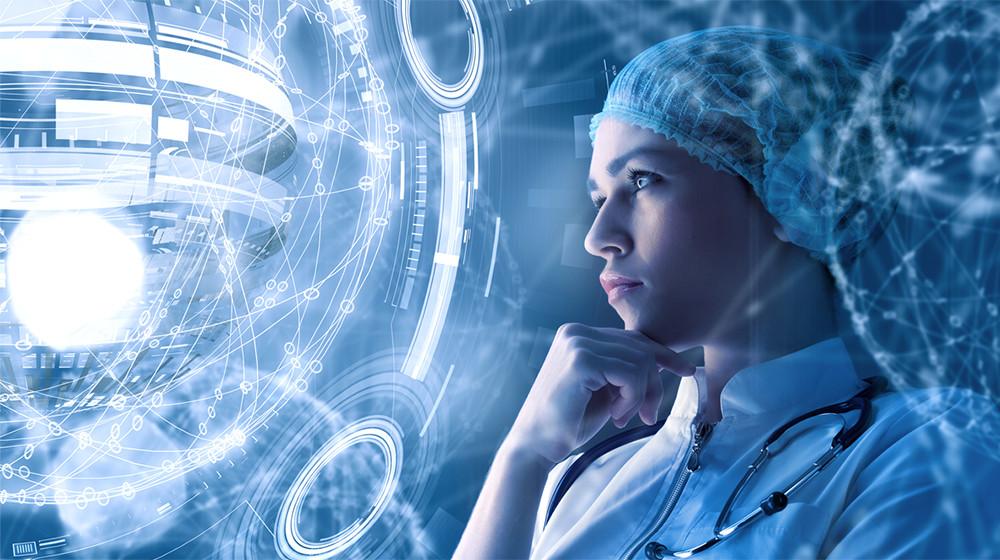 メインビジュアル : AIがお医者さんに医療診断をアドバイス、これからの医療はAIでどう変わる?