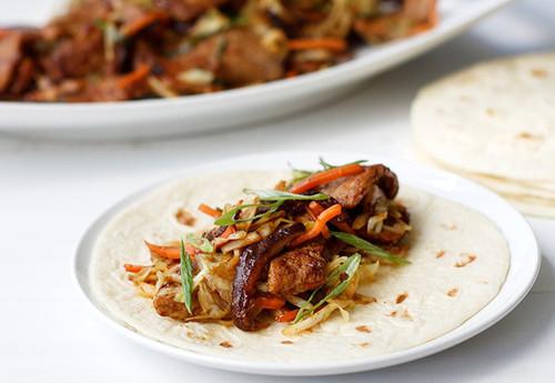 Moo Shu Pork in 25 Minutes
