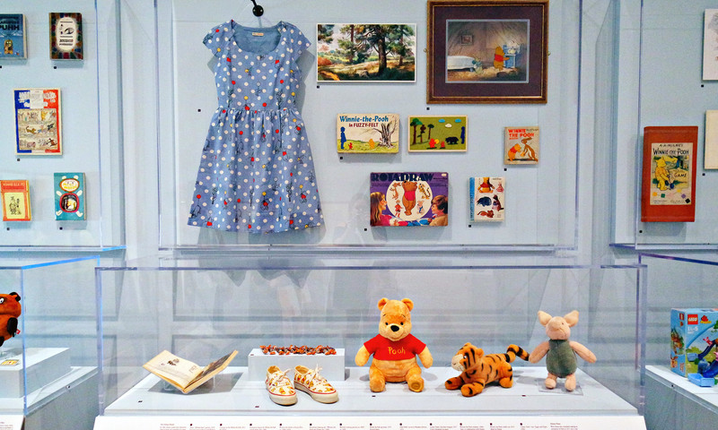 What girl wouldn't love a Winnie-the-Pooh dress?