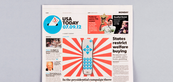 USA Today Content Marketing Strategy