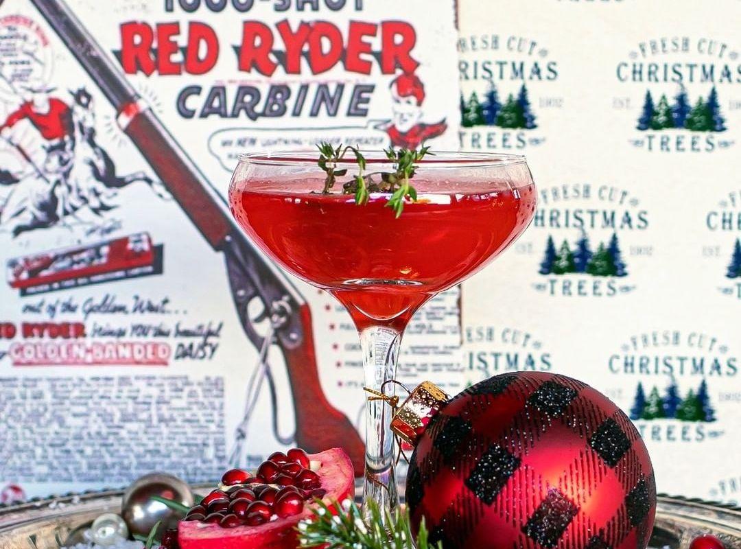 A Christmas Story at Foxtrot Liquor Bar