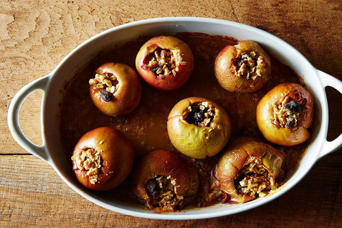 How to Make Baked Apples Without a Recipe