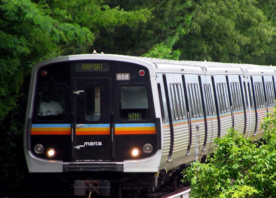 Atlanta-East-Point-Marta-Train