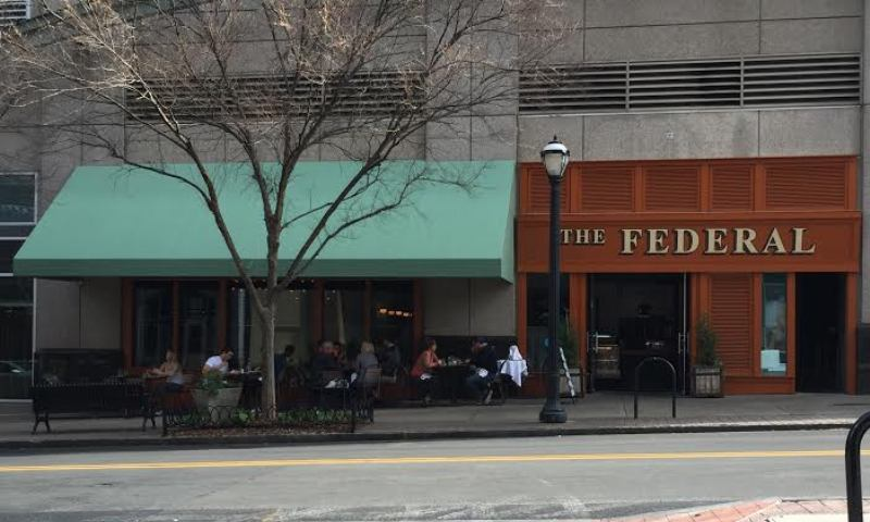 Stop in for brunch, lunch or dinner at Shaun Doty and Lance Gummere's The Federal.