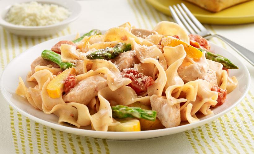 chicken-primavera-asparagus-dish