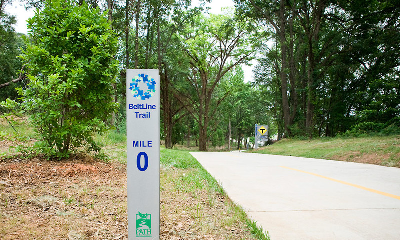 There are plenty of things to do along Atlanta's trails.