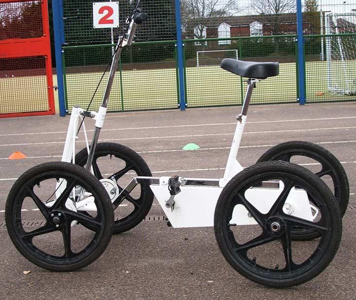 Quad-cycle