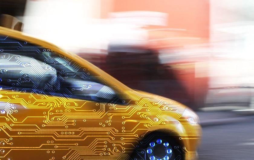 メインビジュアル : 自動運転車を支える部品メーカーの未来技術とは?