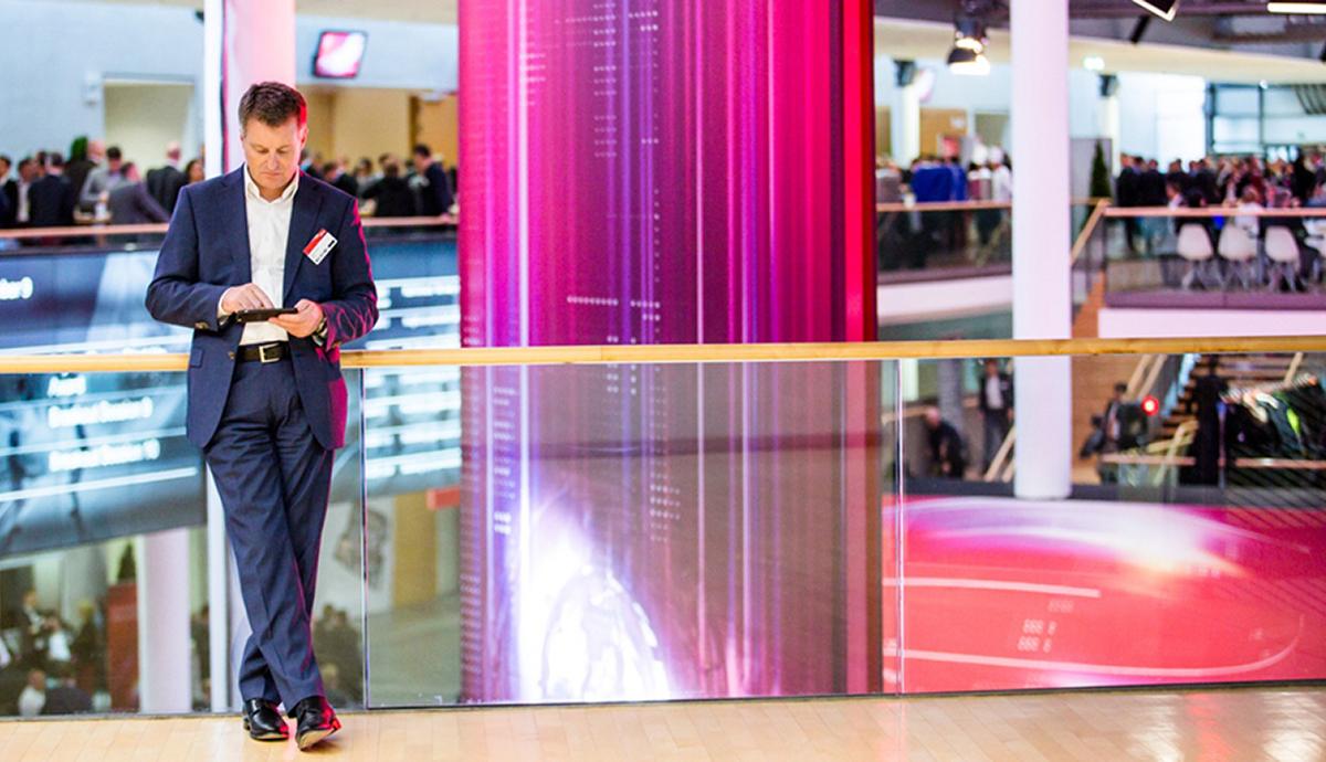 Main visual : Explore Trust in the age of Fake News - Social Media Night at Fujitsu Forum Munich