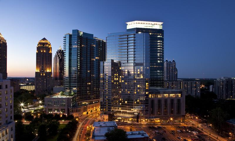 The Atlanta Food & Wine Festival celebrates Southern fare in and around Loews Hotel Atlanta.