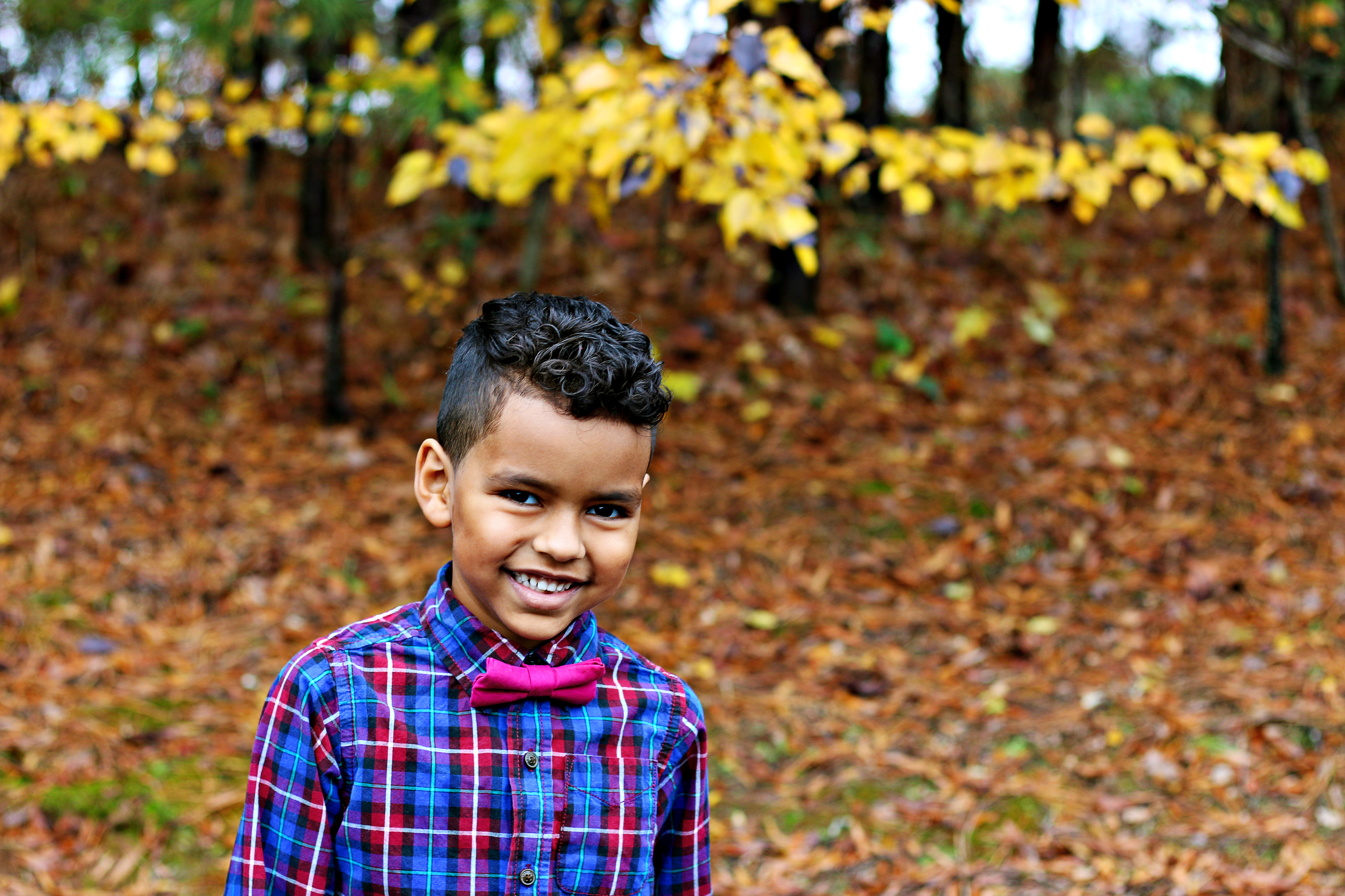Find Fall Fun in Atlanta: Apple Picking, Pumpkins, Football and More_Fall Color Fall Leaves_Joleen Pete