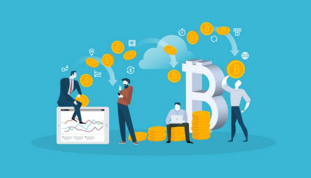 メインビジュアル : ブロックチェーンが生みだす新たなビジネスチャンスと人材雇用