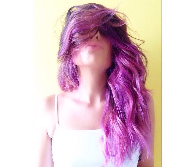 Purple hair girl .jpeg