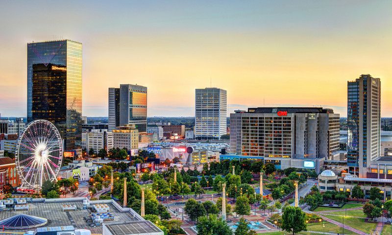 Downtown Atlanta is chock-full of fun things to do.