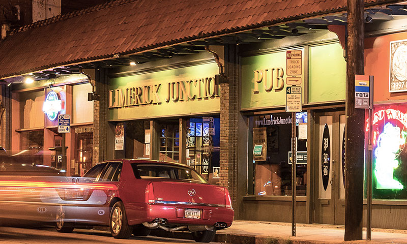 Limerick Junction - Live Music Spot in Atlanta GA